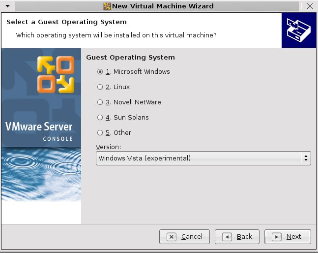 Vmware screenshot2