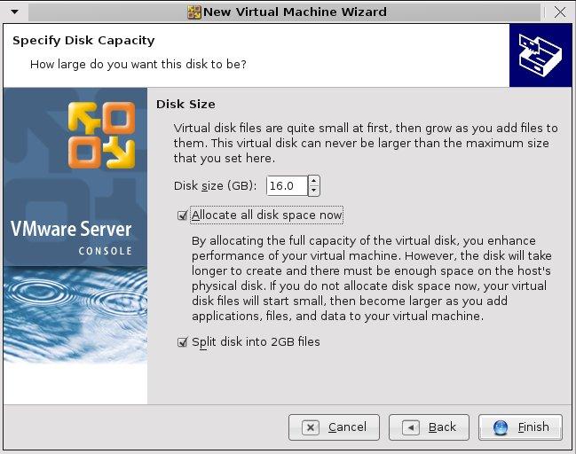 Vmware screenshot5