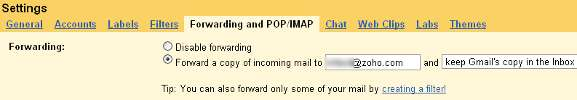 forward-mails-in gmail