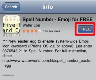 install spell number