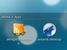 folderview apps