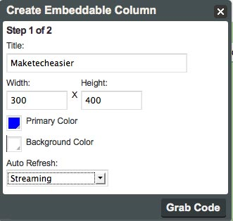 hootsuite-embed-column