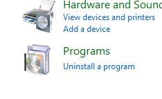 Add-Remove Programs