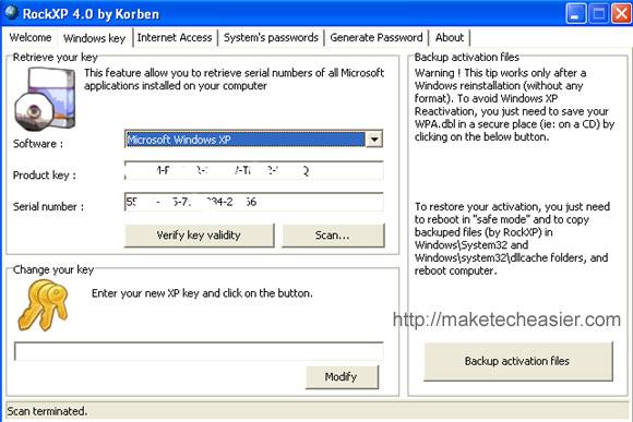 rockxp-windows-key