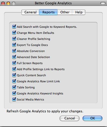 better google analytics reports