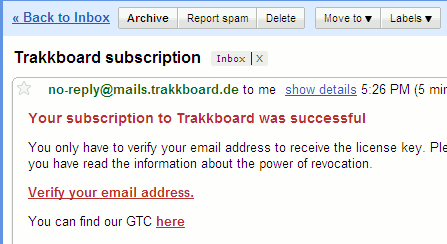 verify-email-with-trakkboard