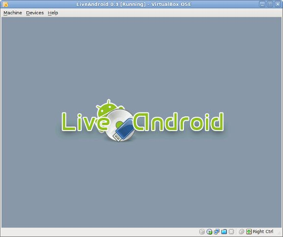liveandroid-booting
