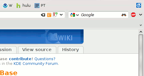 Xclear Firefox extension