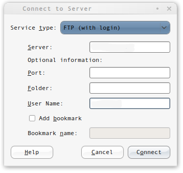 how to connect to ftp server by vb.net