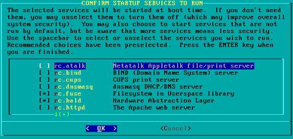 slackware13-services