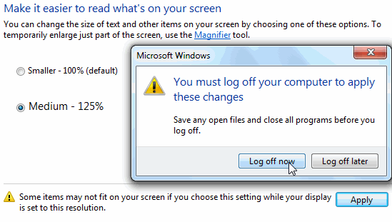 change-icon-size-display-settings-logg-off1