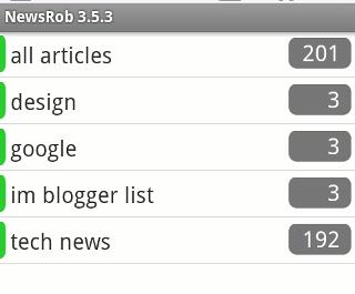 android-app-newsrob