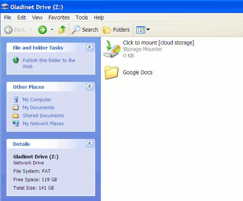 gladinet-virtual-drive-window2