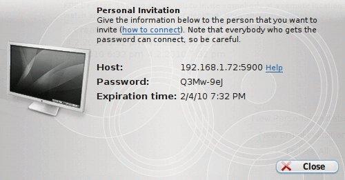 krdc personal invitation