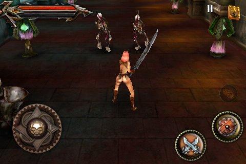 tehra-fighting-undead