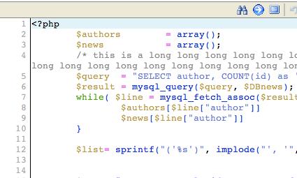 EditArea - Online Code Editor