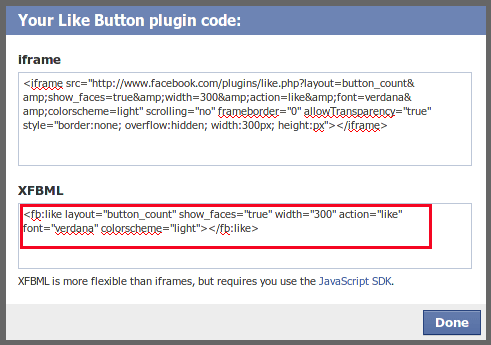 facebook-like-button-code