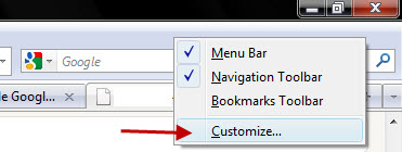 Interchange Position of Firefox address bar and Awesome bar