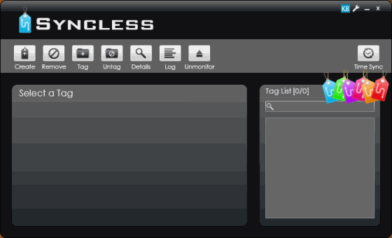 Syncles program Interface