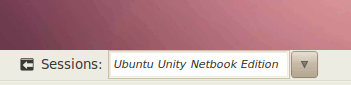 unity-choose-session