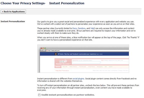 fb----instant-personalisation