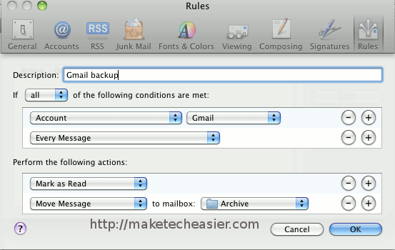 gmailmac-set-rules