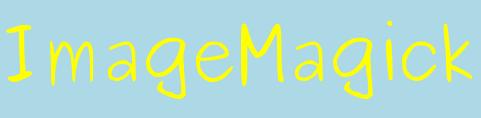 imagemagick-rendertext