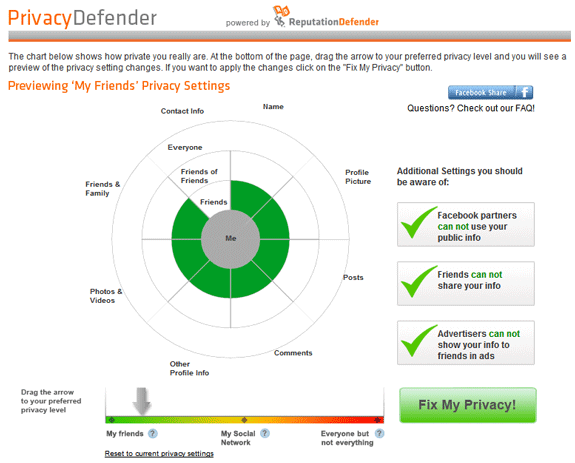 privacydefender-myfriends