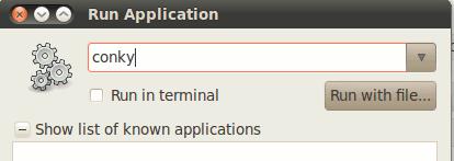 gcalcli-run-application