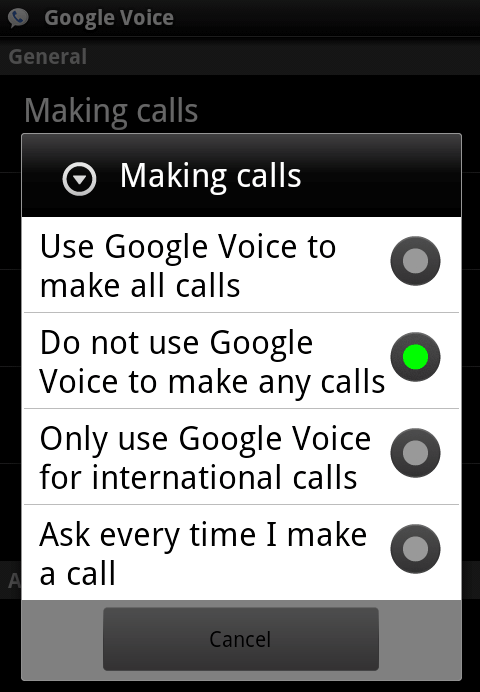 google-voice-settings