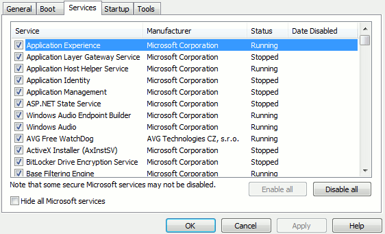 msconfig-services