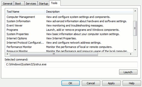 msconfig-tools