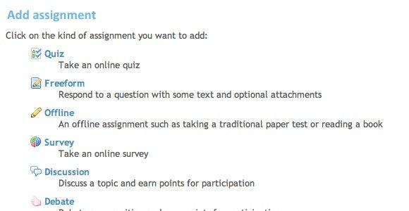 edu20 05b Assignment Types