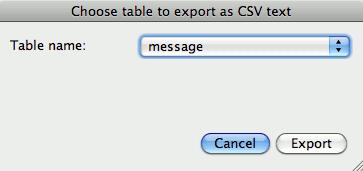 iPhone-Export-CSV-File