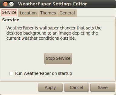 weatherpaper-service
