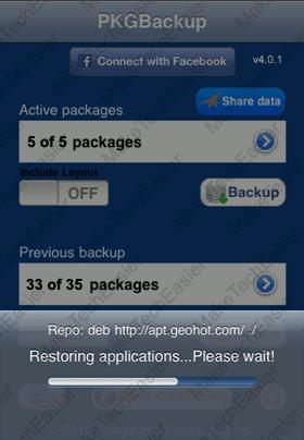 iPhone-PkgBackup-Restore-Started