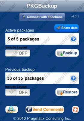 iPhone-PkgBackup-Restore