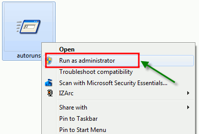 win7ie-autorun-run-administrator