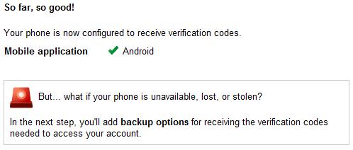 google-backupoption