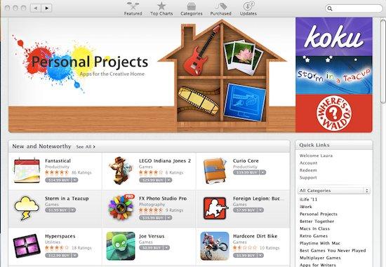 AppStore-Open