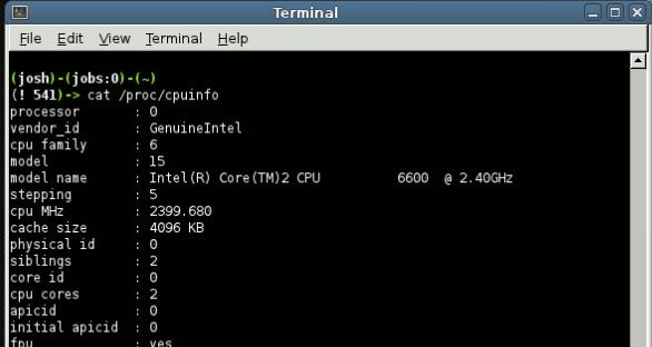 linuxhardware-proc