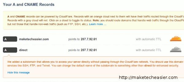 cloudflare-dns-record