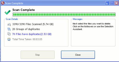 clutter-duplicate-files