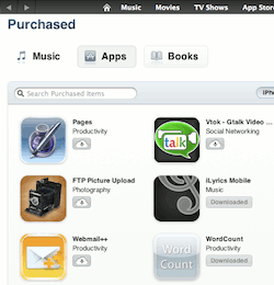 iTunes-PurchasedApps