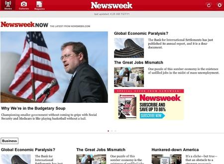 Reading-Newsweek