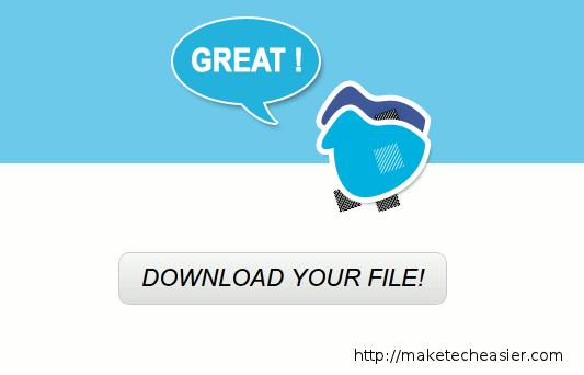 tweet-download-file