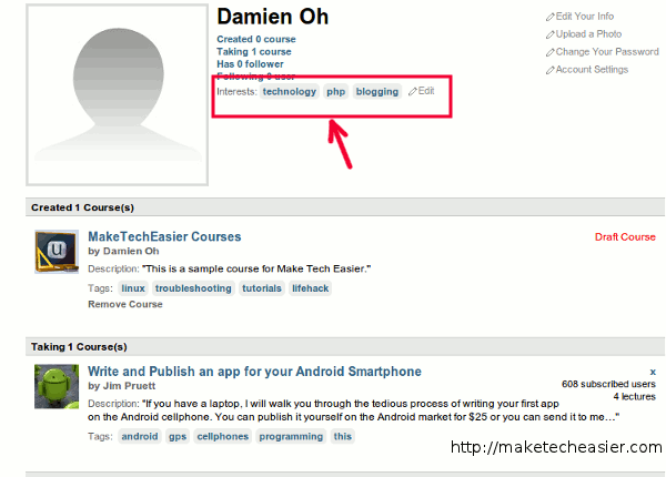 udemy-profile