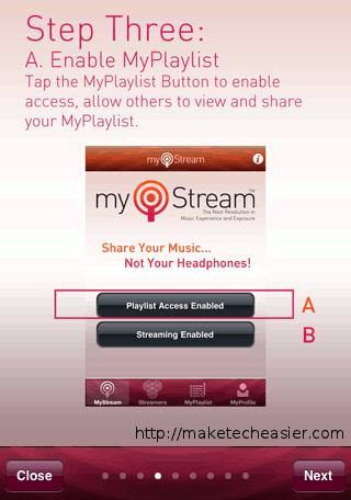 MyStream-ThreeFour