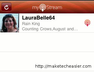 MyStream-Users