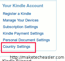 kindle-country-setting